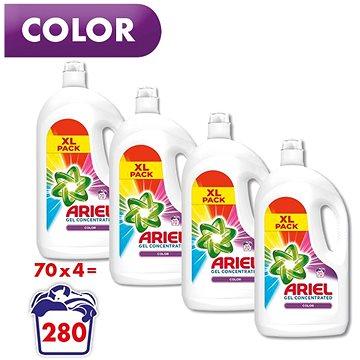 ARIEL Color 4× 3,85 l (280 praní) (258001090791672)