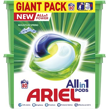 ARIEL All-in-1 Mountain Spring 80 ks (8001841836034)