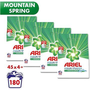 ARIEL Mountain Spring 4× 3,3 kg (180 praní) (238001841682105)