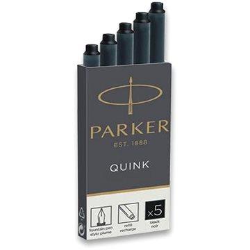 PARKER Inkoustové bombičky - černé (1950382)