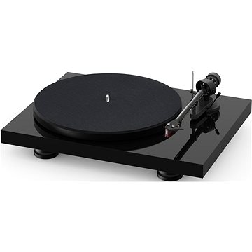 Pro-Ject Debut Carbon Evo + 2MRed - High Gloss Black (9pdce2Mrhb)
