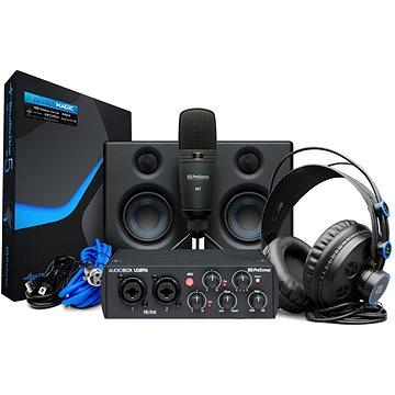 Presonus AudioBox Studio Ultimate Bundle - 25th Anniversary Edition (APRE0029)