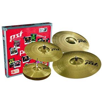 Paiste PST 3 Universal Bonus Set 14/18/20+16C (PA 063US16)