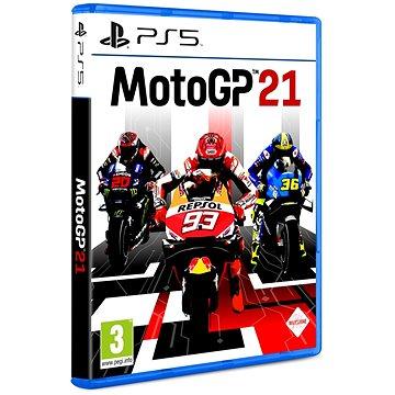 MotoGP 21 - PS5 (8057168502381)