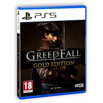 Greedfall - Gold Edition - PS5 (3512899123861)