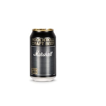 Marshall Amped Up Lager 0,33l 4,6% (5034743201931)