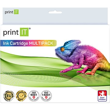 PRINT IT Multipack PG-540XL/CL-541XL pro tiskárny Canon (PI-540541)
