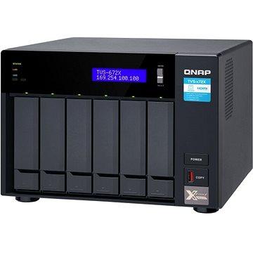 QNAP TVS-672X-i3-8G (TVS-672X-i3-8G)