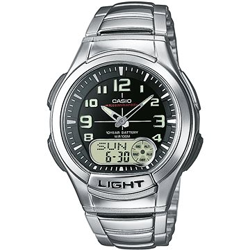 CASIO Collection Men AQ-180WD-1BVES (4971850437567)