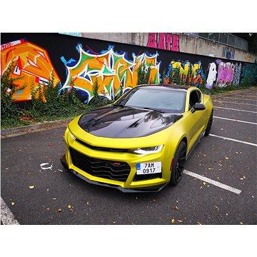 Jízda v Chevroletu Camaro 2018 6.2ss na 20 minut včetně paliva