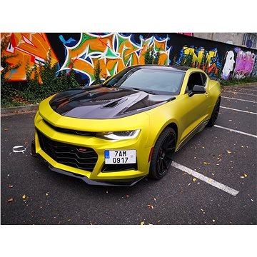Jízda v Chevroletu Camaro 2018 6.2ss na 30 minut včetně paliva
