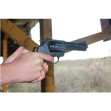 Dobrodružství na Střelnici - Dlouhá zábava s krátkými zbraněmi - 4 zbraně, 24 nábojů