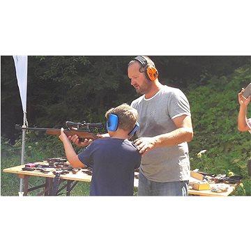 Dobrodružství na Střelnici - Parádní balíček pro děti od 10 let - 10 zbraní, 80 nábojů