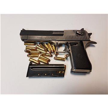 Dobrodružství na Střelnici - Zbraně s mega výkonem - 6 zbraní, 12 nábojů