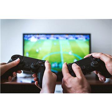 Pronájem herní konzole PS4 + 2 her na 1 den až pro 4 hráče