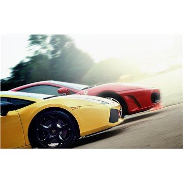 2 luxusní sporťáky: Ferrari 458 Italia vs Lamborghini Gallardo LP570