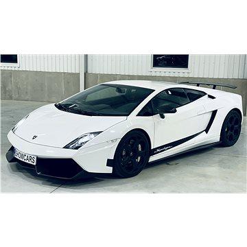 Jízda v Lamborghini Gallardo 570-4 Superleggera