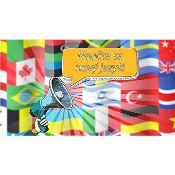 Online kurz cizího jazyka s profesionálním lektorem dle vlastního výběru