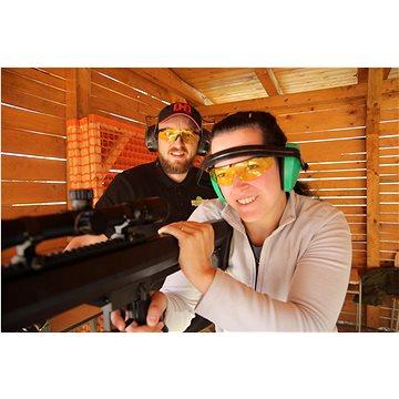 Dobrodružství na Střelnici - Útočné zbraně - 14 zbraní, 85 nábojů
