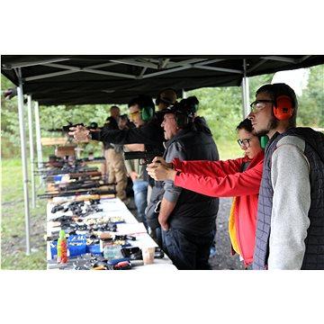 Dobrodružství na Střelnici - Neohrožený sniper - 7 zbraní, 58 nábojů