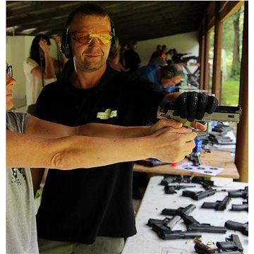 Dobrodružství na Střelnici - Speciální kurz sebeobranné střelby (3 hodiny)