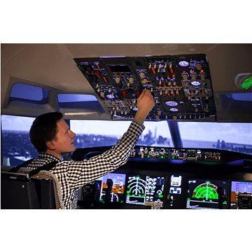 Simulátor letounu Boeing 737Max