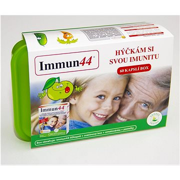 Alza poukaz na Immun44 BOX - 60 kapslí za cenu běžného balení Immun44 - 60 kapslí.