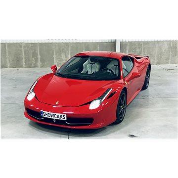 Jízda Ferrari 458 Italia na 20 minut