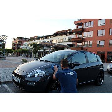 Mobilní ruční mytí vozu + prémiový vosk (RADOST00000ZZ)