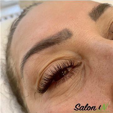Kosmetické ošetření, prodlužování řas (RADOST00001XF)