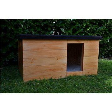 Klasická bouda pro psy - zateplená (RADOST000020A)