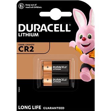 Duracell Ultra CR2 2 ks (81510037)