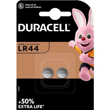 Duracell LR44 2 ks (81513416)