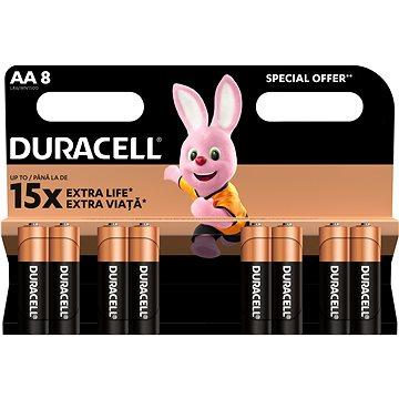 Duracell Basic AA 8 ks (81480581)