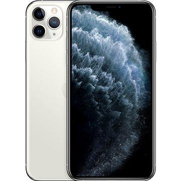 iPhone 11 Pro Max 512GB stříbrná (MWHP2CN/A)
