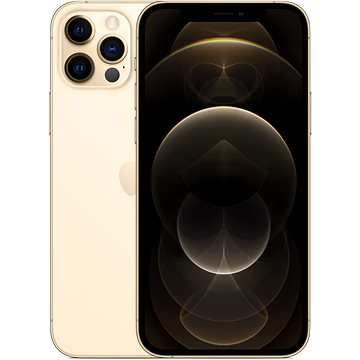 iPhone 12 Pro 128GB zlatá (mgmm3cn/a)