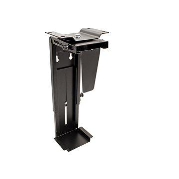 OEM Držák PC pod desku stolu/na zeď, černý, do 10kg (17.99.1501)