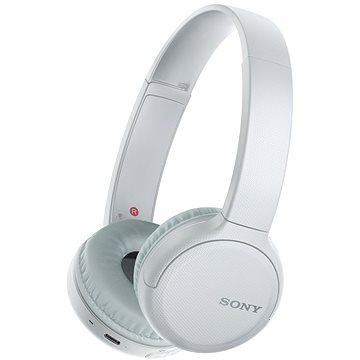 Sony WH-CH510, šedo-bílá (WHCH510W.CE7)