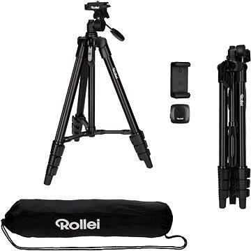 Rollei cestovní stativ pro mobilní telefony a fotoaparáty (22638)