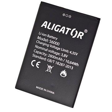 ALIGATOR S6000 Duo, Li-Ion (AS6000BAL)