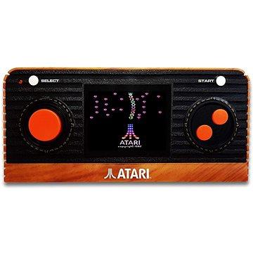 Retro konzole Atari Handheld Pac-Man Edition (5060690790006)