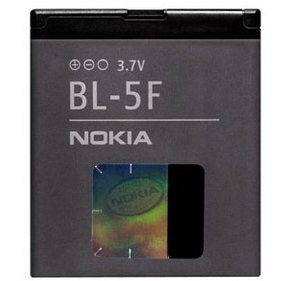 Nokia BL-5F Li-Ion 950 mAh bulk (0276531 Bulk)