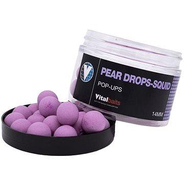 Vitalbaits Pop-Up Pear Drops-Squid (RYB940016nad)
