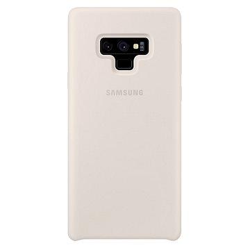 Samsung Galaxy Note9 Silicone Cover Bílá (EF-PN960TWEGWW)
