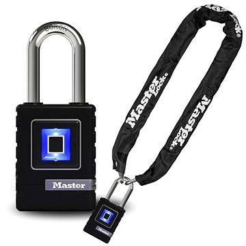 Master Lock zámek pro elektrokola a koloběžky 8390EURDPRO + 4901EURDLH (8390EURDPRO_4901EURDLH)