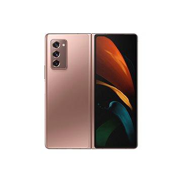 Samsung Galaxy Z Fold2 5G bronzová (SM-F916BZNAXEZ)