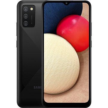 Samsung Galaxy A02s černá (SM-A025GZKEEUE)