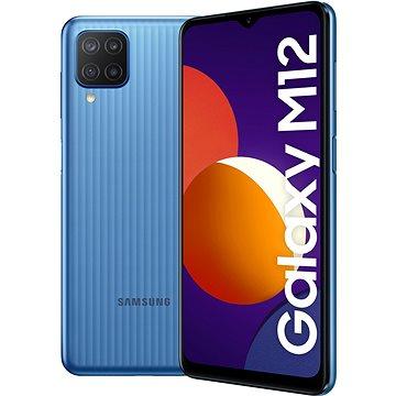Samsung Galaxy M12 128GB modrá (SM-M127FLBWEUE)