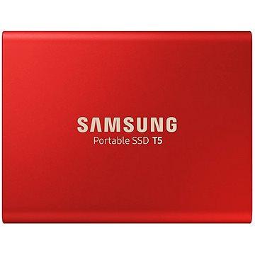 Samsung SSD T5 1TB červený (MU-PA1T0R/EU)