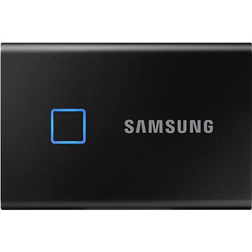 Samsung Portable SSD T7 Touch 500GB černý (MU-PC500K/WW)